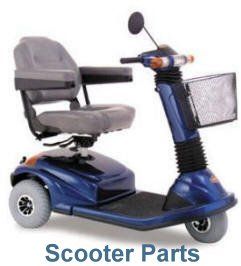 Powerchair And Scooter Parts